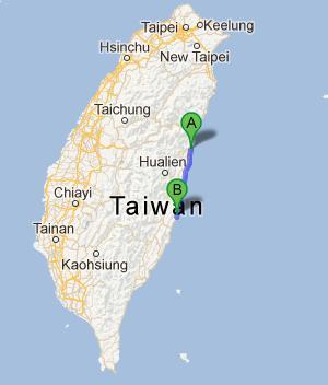 Pony Car Rental Taiwan