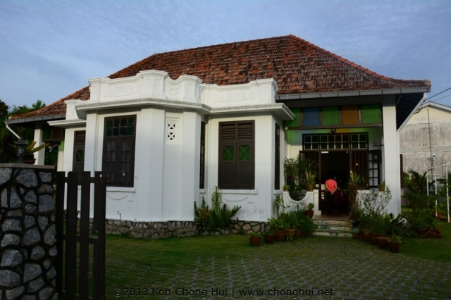 Cyclaman Cottages MelakaDSC_2688