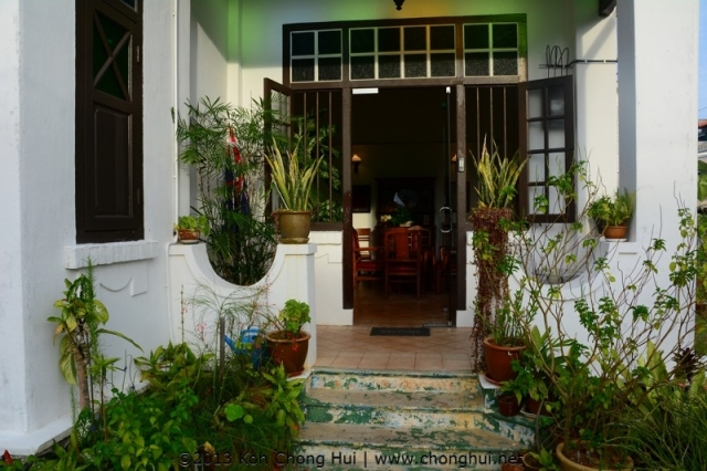 Cyclaman Cottages MelakaDSC_2689