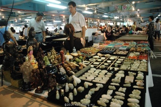 DSC_0201建國假日玉花市 Holiday Jade and Flower Market