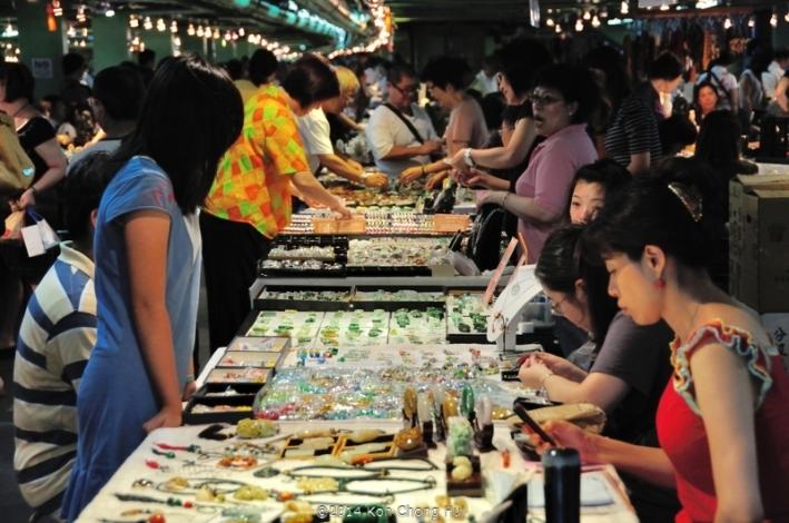 DSC_0671_adj建國假日玉花市 Holiday Jade and Flower Market