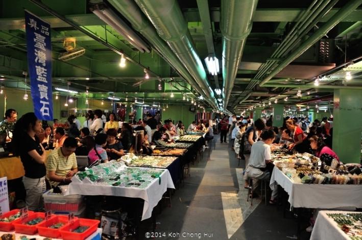 DSC_0680建國假日玉花市 Holiday Jade and Flower Market
