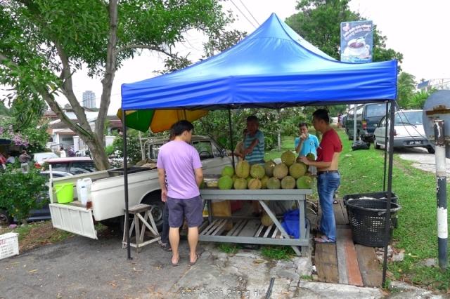 P1190075Johor Bahru durian review