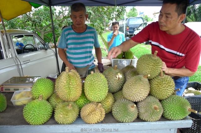 P1190078Johor Bahru durian review